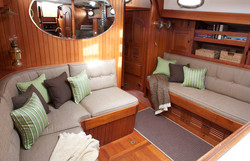 Interior Boat Upholstery