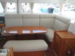 Interior Yacht Upholstery