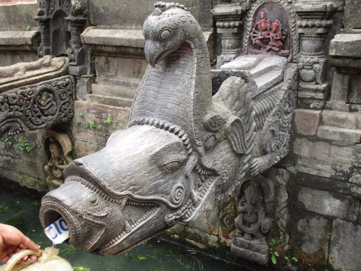 Dhunge Dhara: Kathmandu's Stone Taps