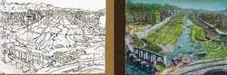 Bagmati River Art Project
