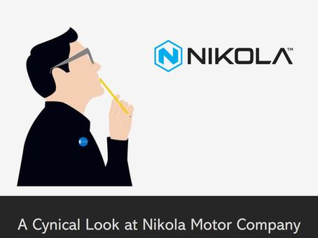 A Cynical Look at Nikola Motors