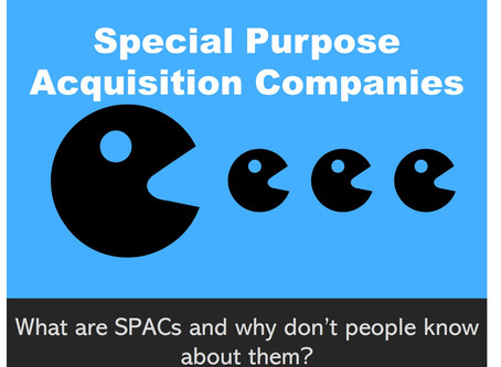 What are SPACs and why don't people know about them?