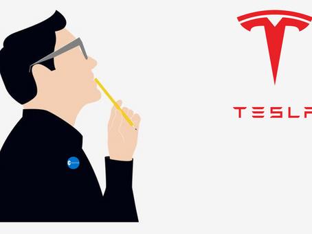 A Cynical look at Tesla