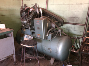 Dual Intake Air Compressor