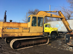 John Deere JD690-B Excavator