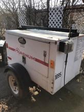 Magnum Kubota Diesel Powered Job Site Generator