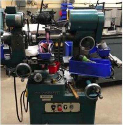 O O 1 Cincinnati Monoset Cutter and tool