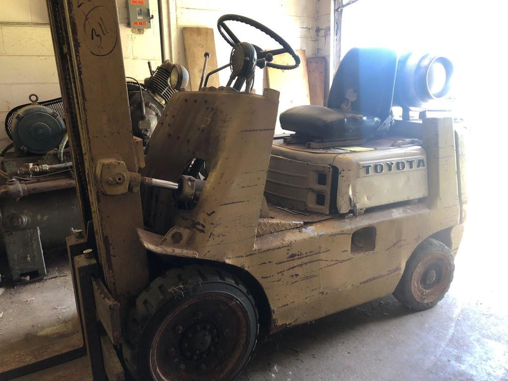 Woodworking Machinery Auction
