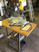 State manufacturing co. 24 inch disc sander with adjustable table