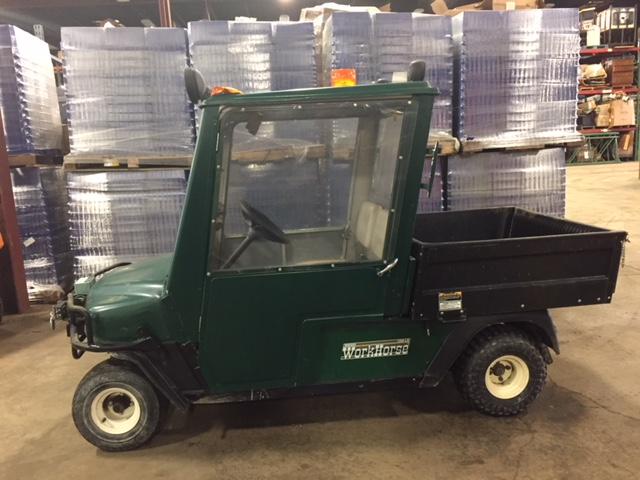 EZ-GO Workhorse 1200 EX Utility cart