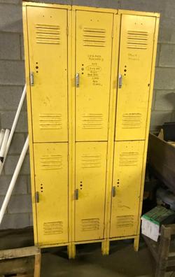 DD Metal Lockers
