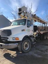 2007 Sterling LT8500 130 ft Crane Truck