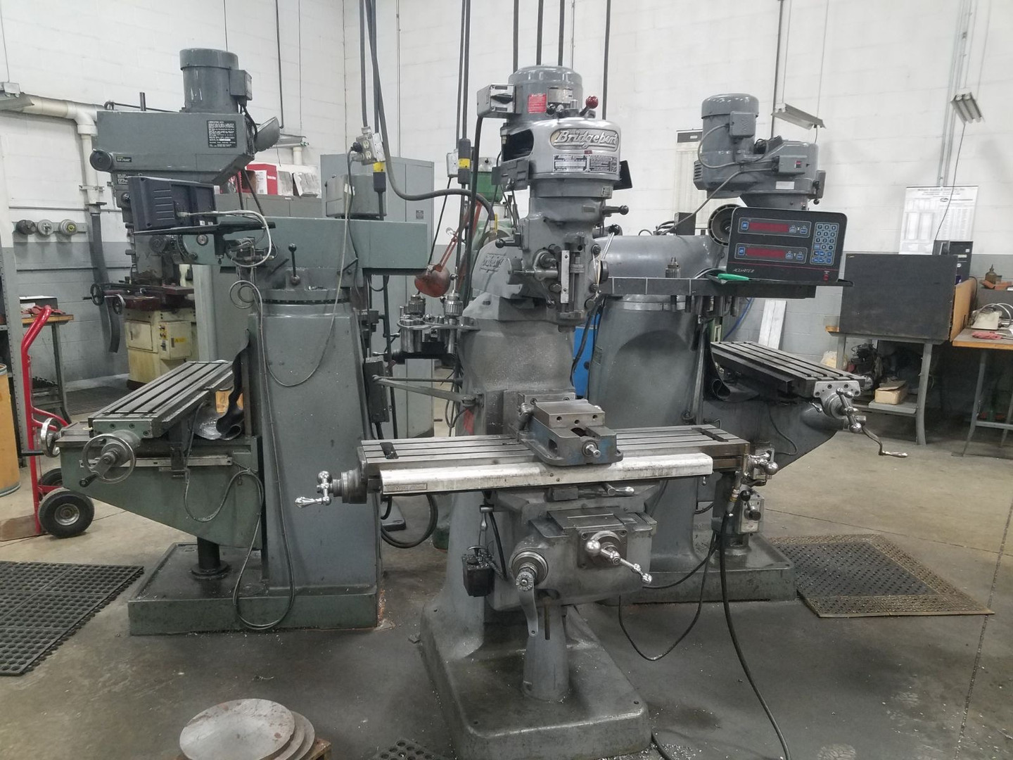 Boring Equipment Auction