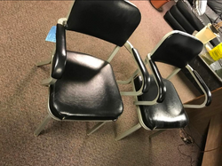 DD Vintage Ofc. Chairs