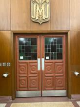 2611-1-vintage-leather-type-chapel-door