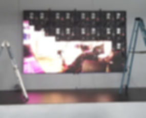 Video Wall build outs