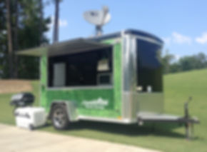 golf tournament sponsor trailors