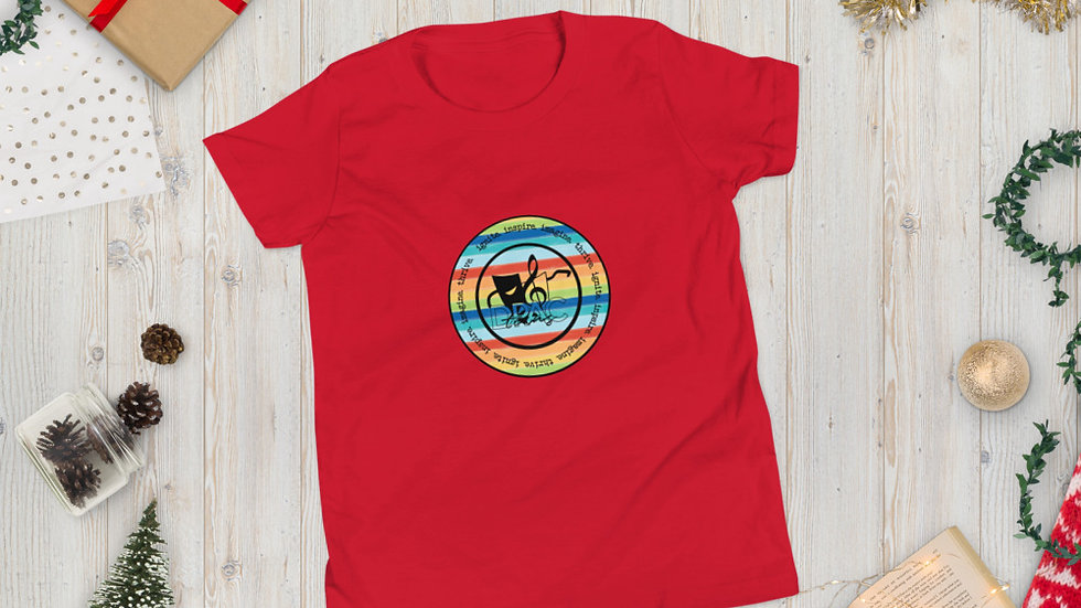 Youth Short Sleeve T-Shirt Bright
