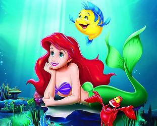 Little Mermaid Magic Dance Ages 4-6