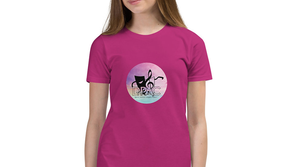 Youth Short Sleeve T-Shirt Sunset
