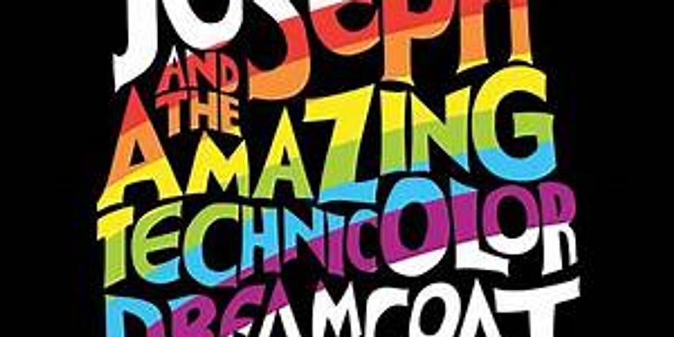 Joseph and the Amazing Technicolor Dream Coat Auditions