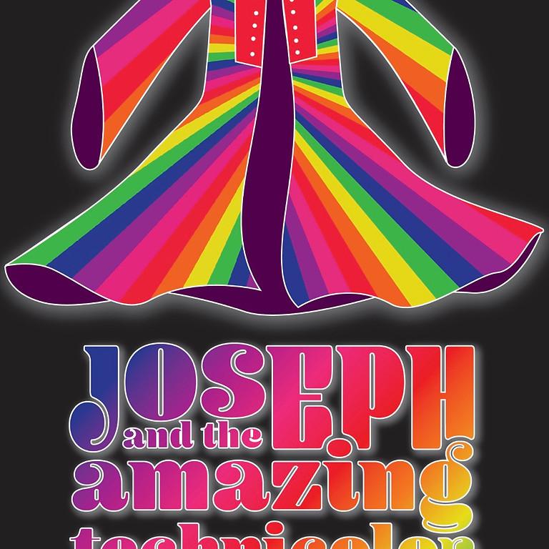 VIRTUAL Joseph and the Amazing Technicolor Dream Coat