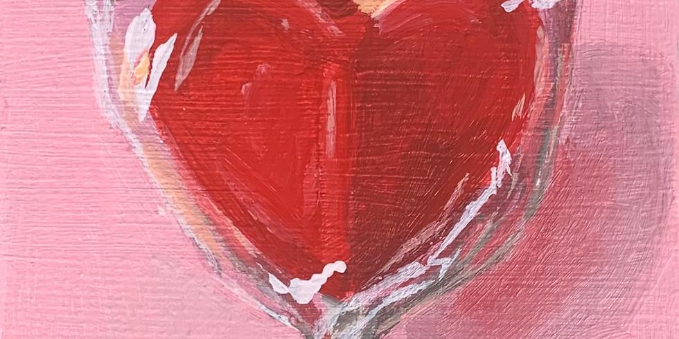 Valentine's Paint Party