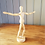Thumbnail: Mannequin en bois