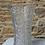 """Thumbnail: Vase ancien ciselé """"fleurs"""""""
