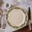 """Thumbnail: Assiettes plates DIGOIN """"Maroussia"""""""