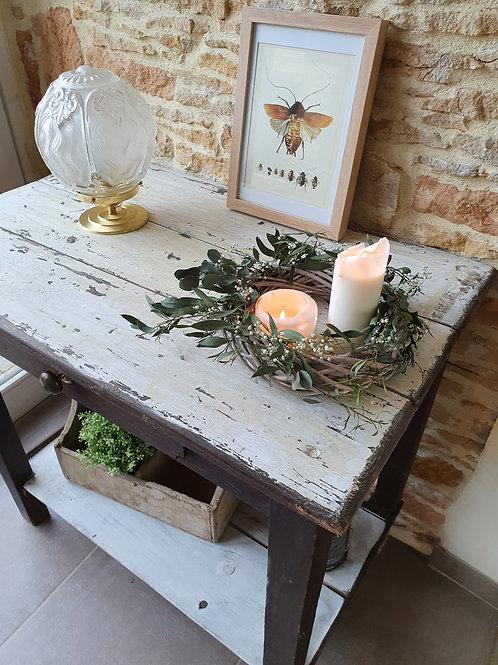 Le petit établi / table