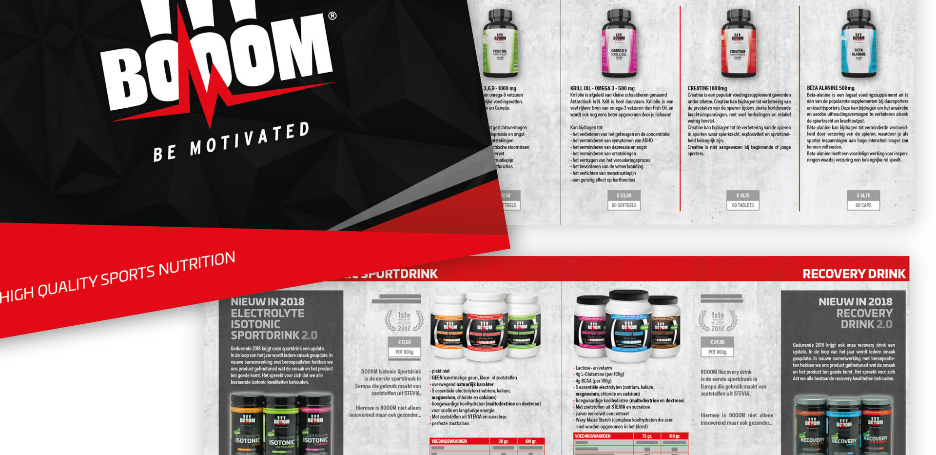 Booom High Quality Nutrition