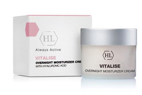 הולילנד קרם לחות ללילה ויטאלייז Holyland Vitalise Overnight Moisturizer Cream