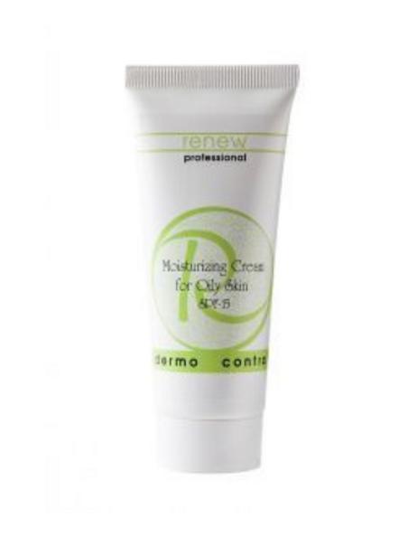 רניו דרמה קונטרול קרם לחות לעור שמן Renew Derma Control Moisturizing Cream For O