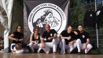 Galo Fitness Capoeira Team
