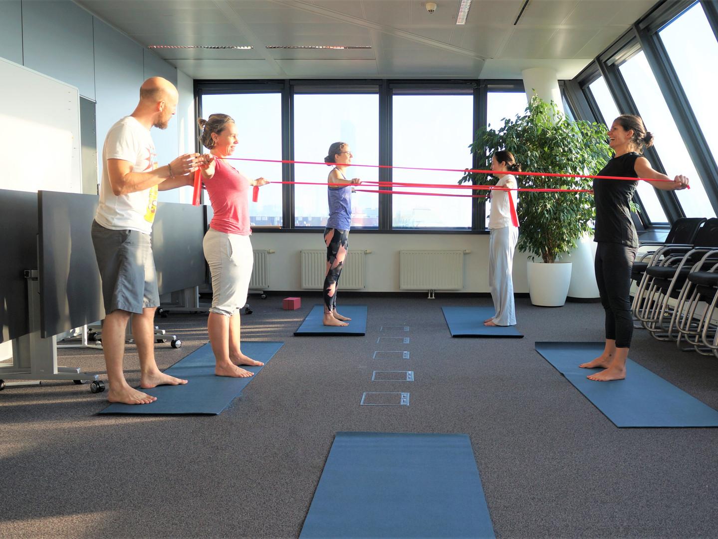 Schulter- & Rückentraining