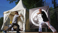 Ginga Kinder Capoeira
