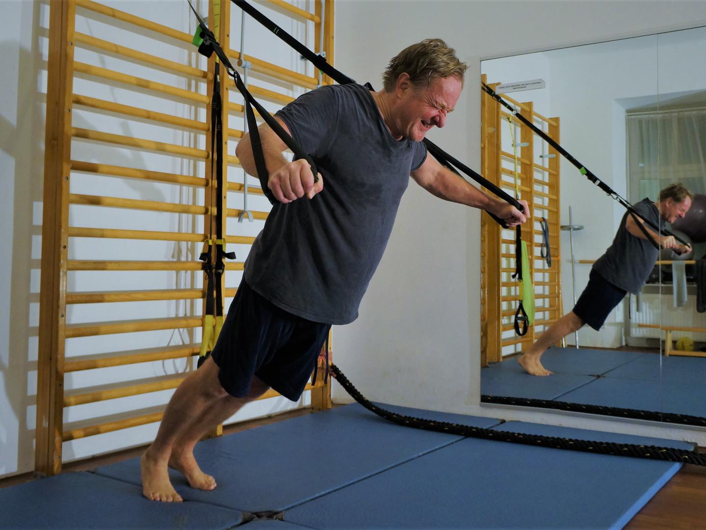 Flys TRX Schlingen Trainer