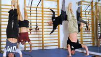 Akrobatik Gruppentraining