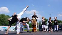 Capoeira Spiel