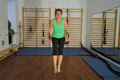 Streigth Top Position - Gymnastic