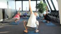 Upperbodystretch - Galo Fitness -Rückenf