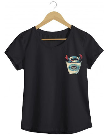 Camiseta Ohana Coffe