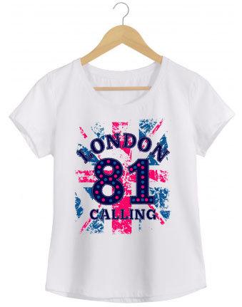 Camiseta London 81