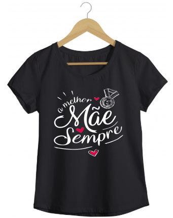 Camiseta Melhor Mãe