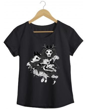 Camiseta Skulls