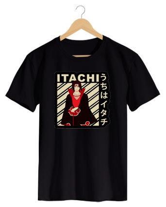 Camiseta Itachi
