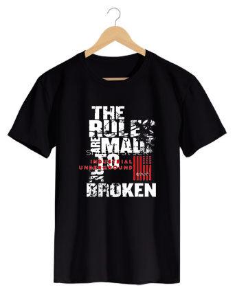 Camisetas The Rules