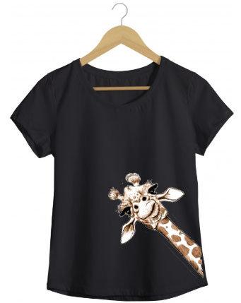 Camiseta Pescoção