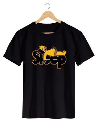 Camiseta Sleep Homer